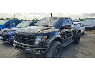 FORD RAPTOR 2011, Ford Puerto Rico