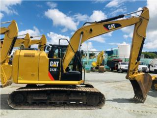 2015 Caterpillar 312EL , Equipo Construccion Puerto Rico