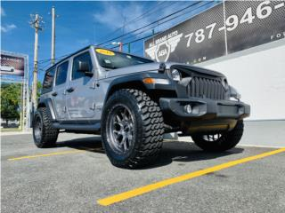 JEEP Wrangler Unlimited Sport S | 2018! , Jeep Puerto Rico