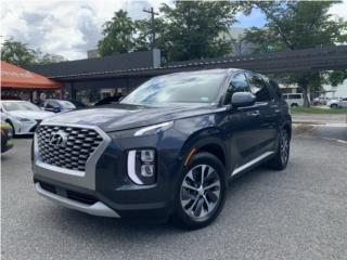 HYUNDAI PALISADE 2020/ CAR PLAY/ SENSORES , Hyundai Puerto Rico