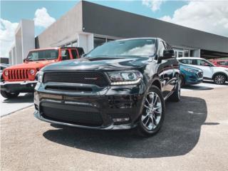 Dodge Durango 2019, Dodge Puerto Rico