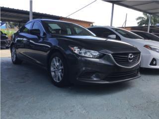 Mazda 6  2016 SPORT PREMIUM, Mazda Puerto Rico