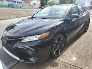 TOYOTA CAMRY XSE 2019 USADO IMPORT., Toyota Puerto Rico