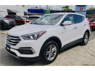 HYUNDAI SANTA FE SPORT AWD 2018, Hyundai Puerto Rico