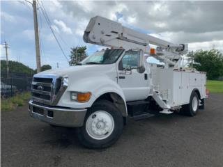 F750 TRUCK CANASTO  DE 55 PIES, Ford Puerto Rico