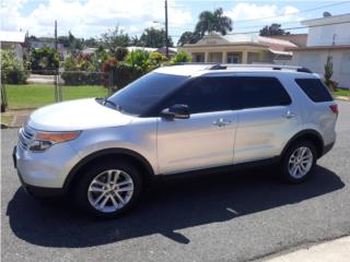 FORD EXPLORER 2011 XLT NUEVAA , Ford Puerto Rico