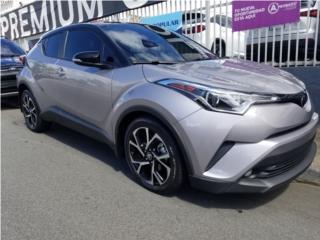 pagos desde $249 CHR 2018 con solo 16k millas, Toyota Puerto Rico