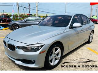 BMW 320 2013, BMW Puerto Rico