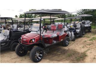 EXPRESS 6 2020, Carritos de Golf Puerto Rico