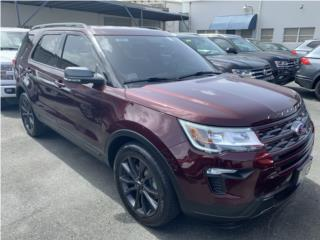 FORD EXPLORER XLT 2018 787-404-3202, Ford Puerto Rico
