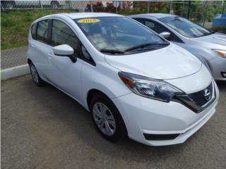 NISSAN VERSA NOTE 2018 PREOWNED, Nissan Puerto Rico