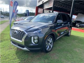 Hyundai Palisade 2020, Hyundai Puerto Rico