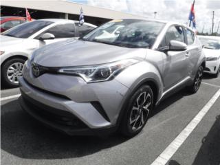 CHR CON POCO MILLAJE!, Toyota Puerto Rico