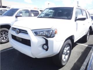 4RUNNER SR5 , Toyota Puerto Rico