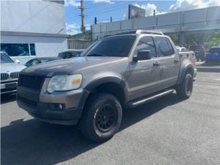 FORD EXPLORER SPORT TRACK / 2007, Ford Puerto Rico