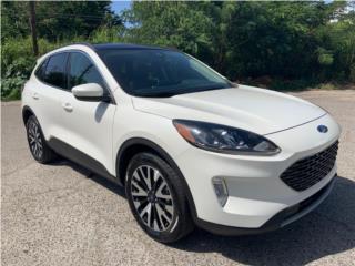 2020 FORD ESCAPE SEL - Totalmente Rediseñada, Ford Puerto Rico