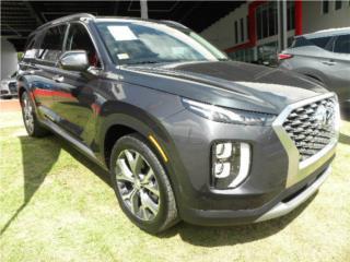 PALIZADE MODELO NUEVO DE HYUNDAY PRE-OWNED, Hyundai Puerto Rico