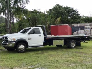 Dodge Ram 5500 Flat bet , RAM Puerto Rico