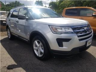 Explorer 2019 , Ford Puerto Rico