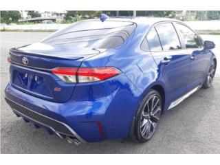 Toyota Corolla SE 2020 puerto rico