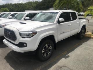 TACOMA TRD SPORT 2019 APROBADA TE MONTAS REAL, Toyota Puerto Rico
