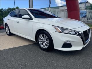 ALTIMA 2019 10K MILLAS 369 MENSUAL $0 PRONTO!, Nissan Puerto Rico