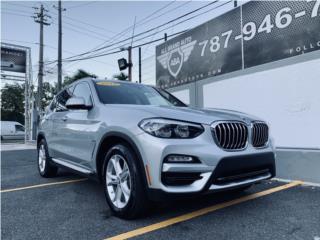 BMW X3 xDrive 30i Sport | 2019 Car Fax!, BMW Puerto Rico