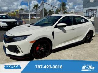 HONDA CIVIC TYPE R 2019, Honda Puerto Rico