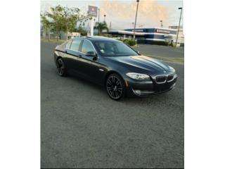BMW 528i 2011, BMW Puerto Rico