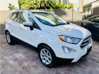 FORD ECOSPORT TURBO SE-2018/ACEPTO TRADE-IN, Ford Puerto Rico