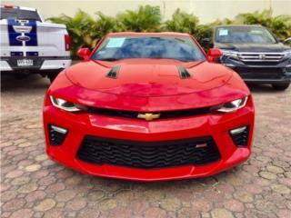 2016 CHRVROLET CAMARO SS AUTO 2016, Chevrolet Puerto Rico