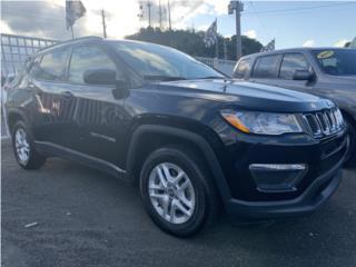 COMPASS 13K MILLAS $279 MENSUAL! $0 PRONTO!!!, Jeep Puerto Rico