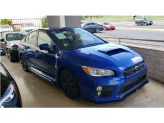 2018 SUBARU WRX BLUE, Subaru Puerto Rico