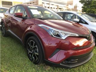 2019 Chr la más bella, Toyota Puerto Rico