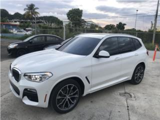 2019 BMW X3 30 SDRIVE M PACKAGE, BMW Puerto Rico