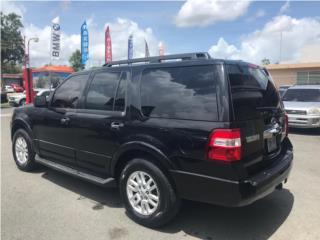 FORD EXPEDITION XLT 3FILAS, 4X2, 2013 NUEVA!, Ford Puerto Rico