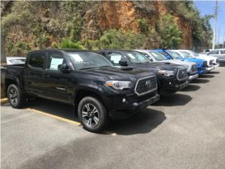 TACOMA TRD SPORT 2018 APROBADA SIN PRONTO, Toyota Puerto Rico