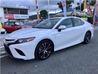 TOYOTA CAMRY SE 2019 COMO NUEVO IMPORTADO , Toyota Puerto Rico