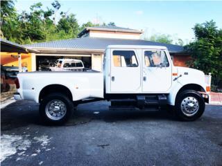 Camion pick up international, International Puerto Rico