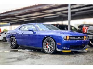 Challenger GT Indigo Blue, Dodge Puerto Rico