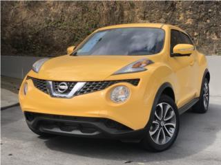 2017 Nissan Juke amarillo , Nissan Puerto Rico