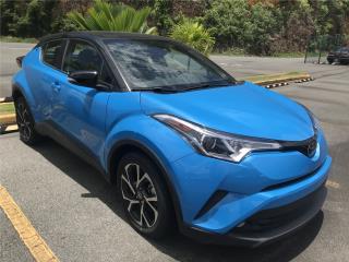 CH-R XLE 2019 SIN CREDITO APROBADA TE MONTAS, Toyota Puerto Rico