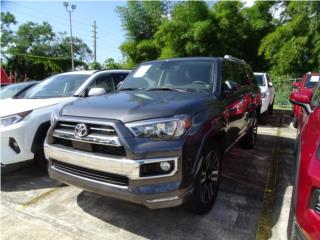 4 RUNNER LIMITED 4X2 2020, Toyota Puerto Rico