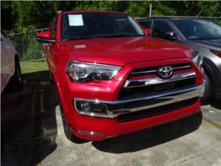 4RUNNER LIMITED 4X4 2020, Toyota Puerto Rico