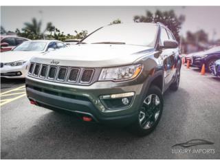 Jeep Compass Trailhawk 4x4 2018 Importada, Jeep Puerto Rico