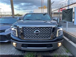 2018 NISSAN TITAN-XD CUMMINS 4X4 2018, Nissan Puerto Rico