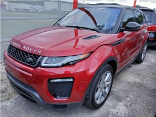 Land Rover Range Rover Evoque Poco Millaje, LandRover Puerto Rico