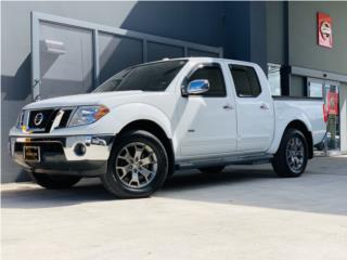 NISSAN FRONTIER SL 4X4 // SUNROOF // LEATHER, Nissan Puerto Rico