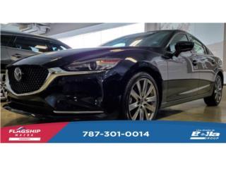 *Mazda 6 Reserve 2.5T 2018 LIQUIDACIÓN*, Mazda Puerto Rico