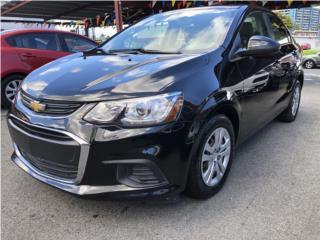 SONIC 2017 AUTOMATICO READY NO GASTA GASOLINA, Chevrolet Puerto Rico